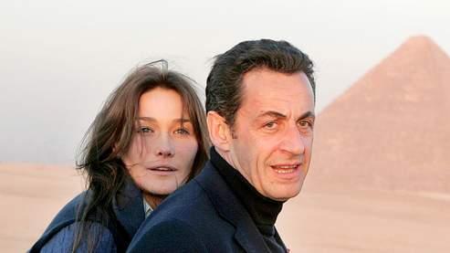 «Avec Carla, nous avons décidé de ne pas mentir», a indiqué Nicolas Sarkozy mardi.