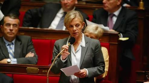 Elisabeth Guigou. (Photo Figaro/Bouchon)