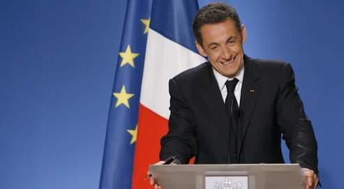 Les propositions de Nicolas Sarkozy obtiennent des taux d'adhésion records, mais 52% seulement des personnes interrogées lui «font confiance pour mener à bien les réformes dont la France a besoin»