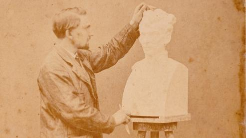 À l'époque d'Auguste Rodin, où il n'y avait pas d'antibiotiques, la dépense physique des sculpteurs aurait servi de rempart aux microbes (musée Rodin).