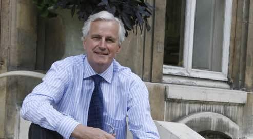 Le combat va être rude pour Michel Barnier (Martine Archambault/Le Figaro).