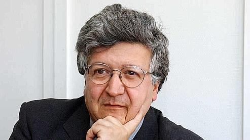 Elie Cohen, économiste et directeur de recherches au CNRS. (CECCARINI / Le Figaro)