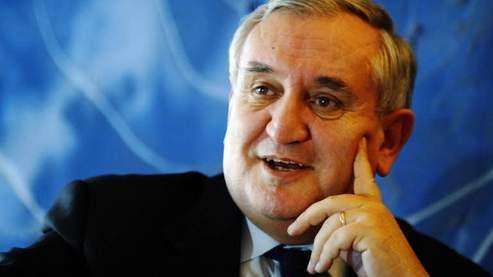Le sénateur de la Vienne s'est dit «un peu déçu» par le contenu du rapport Attali. Crédits photo : Marmara/Le Figaro