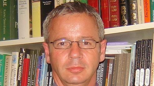 Didier Heiderich est le président de l'Observatoire international des crises. (DR)