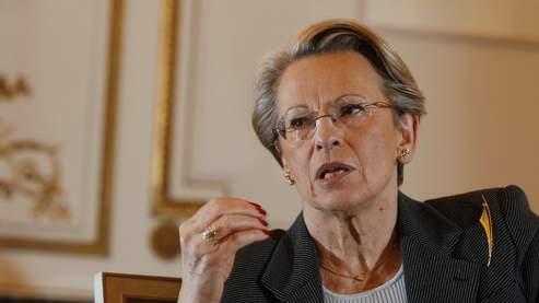 Michèlle Alliot-Marie : «L'anticipation est essentielle dans la lutte contre le crime en général et le terrorisme en particulier. Elle est la meilleure des protections.» (Bouchon/le figaro)