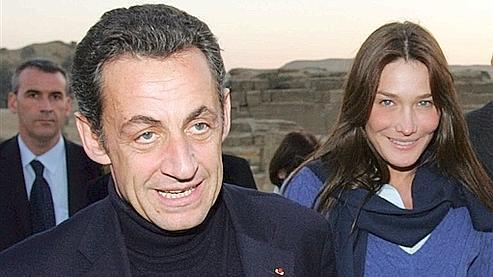 Le patrimoine de la première dame de France pèse lourd. (Photo AFP)