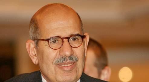 Mohammed ElBaradei s'apprête pourtant à remettre le 20février, un rapport louant la coopération de Téhéran. (AFP)