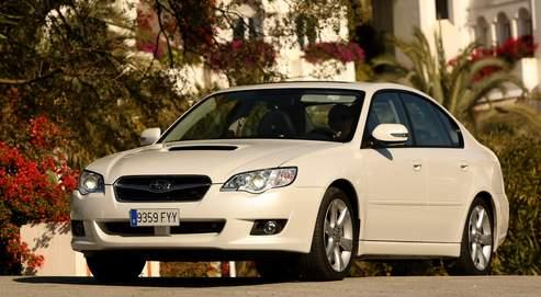 subaru legacy diesel un nouveau boxer sur le ring. Black Bedroom Furniture Sets. Home Design Ideas