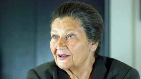 Simone Veil ; «On ne peut pas infliger ça à des petits de dix ans».(François Bouchon/Le Figaro)