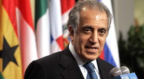 Zalmay Khalilzad : «Nous avons dit que nous voulions résoudre ce problème par la diplomatie et plus tôt nous y parviendrons, mieux cela vaudra.»
