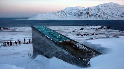 «L'Arche de Noé verte», au Nord de la Norvège. (AP)