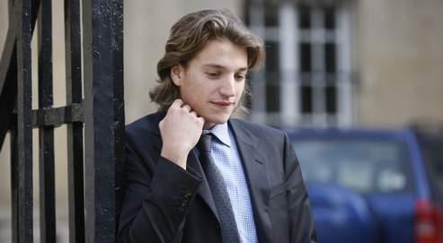 Jean Sarkozy est le fils cadet du président Sarkozy.