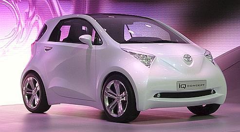 Toyota IQ.