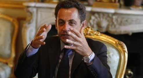 «Ma mission est de faire en sorte que toutes les réformes qui n'ont pas été engagées depuis tant d'années en France soient conduites à leur terme», a réitéré Nicolas Sarkozy devant les journalistes du Figaro.