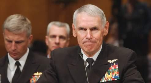 L'amiral William Fallon estimait, en septembre 2007, que l'hypothèse d'un conflit avec l'Iran ne lui paraissait «ni salutaire ni utile».