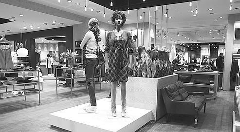 Le groupe a ouvert plus de 300 nouveaux magasins dans le monde l'an dernier, déclinant ses onze enseignes, dont Vero Moda.