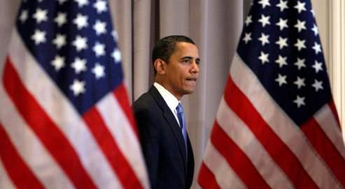 Le sénateur Barack Obama, âgé de 47 ans, candidat à l'investiture démocrate, incarne une certaine idée du rêve américain.
