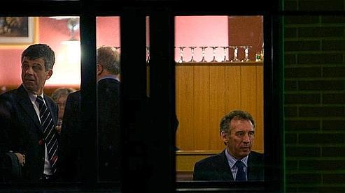 François Bayrou, au soir du second tour des Municipales.