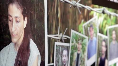 La santé d'Ingrid Betancourt se serait gravement détériorée ces derniers temps. (Saget/AFP)