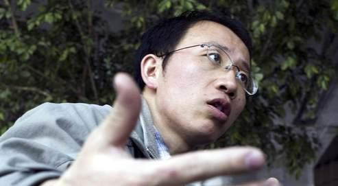 L'été dernier, Hu Jia avait dénoncé la face cachée des JO derrière la propagande officielle chinoise.