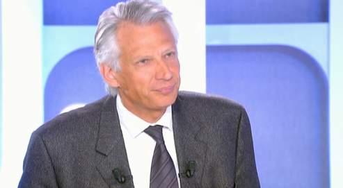«Le retour de la France dans l'Otan ne correspond pas aux intérêts de notre pays», a déclaré dimanche Dominique de Villepin.