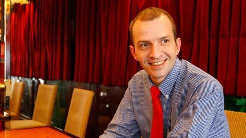 Éric Breteau assure que des encouragements lui avaient été prodigués, durant l'été 2007, «par des conseillers de Nicolas Sarkozy et de Bernard Kouchner» (photo Sébastien Soriano / Le Figaro).