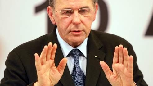 Jacques Rogge a réaffirmé les principes de la charte du CIO, précisant que les athlètes ne seraient pas autorisés à faire de la propagande.