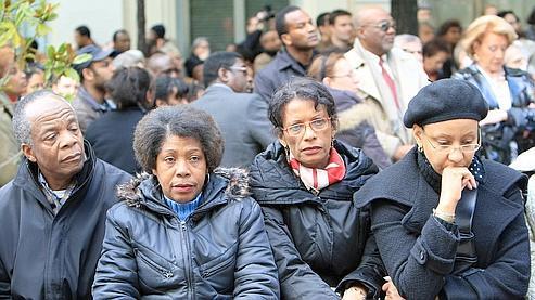 Veillée à la Sorbonne en hommage à Aimé Césaire