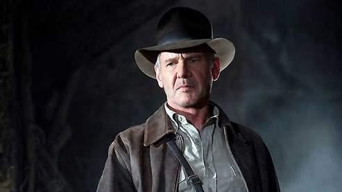 Le retour des aventures d'Indiana Jones. (Paramount)