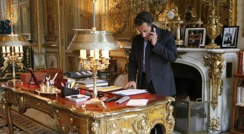 Sarkozy mobilise pour l'an II de sa présidence