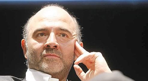 Pierre Moscovici en première ligne dans le courant DSK