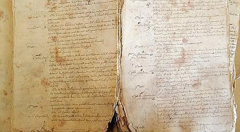 Courant sur une période de trois cents ans, les archives de la seigneurie de Castelnau-Montratier contiennent près de 5000noms de paysans.