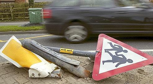 De plus en plus de conducteurs roulent sans permis