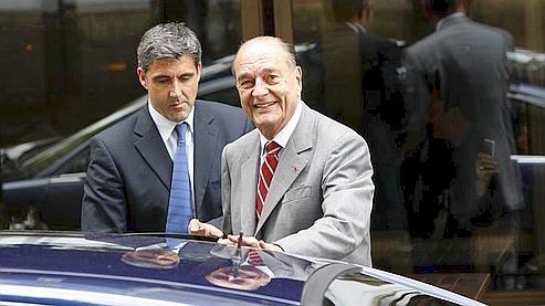 Chirac : «Je veux réveiller les consciences»
