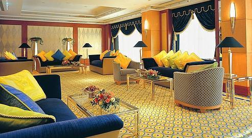 Sehr S'offrir un hôtel 7 étoiles SS03