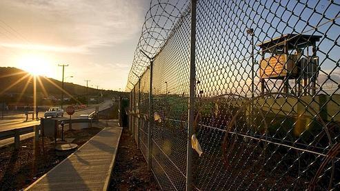 Environ 270 personnes sont aujourd'hui retenues dans le centre de détention de la base américaine de Guantanamo.
