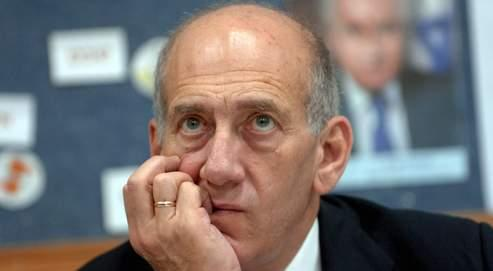 « La Syrie doit cesser d'être un centre pour la terreur et d'abriter les quartiers généraux du Hamas et du Djihad islamique», déclare Ehoud Olmert.
