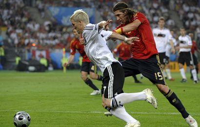 Votre 11 idéal de l'Euro 2008