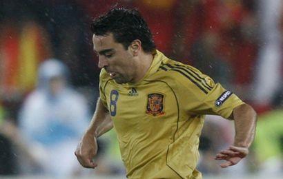 L'Espagnol Xavi succède à Theodoros Zagorakis au palmarès du meilleur joueur