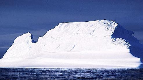 L'Arctique inclut le Groenland, l'Alaska, la Laponie, une partie du Canada, de la Russie et la totalité de l'océan Arctique. (DR)
