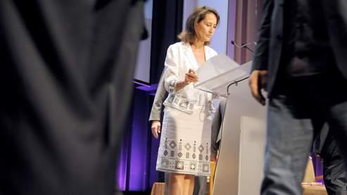 Pour Ségolène Royal, Nicolas Sarkozy n'est «absolument pour rien» dans la libération d'Ingrid Betancourt.