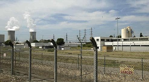 Incident nucléaire à la centrale du Tricastin