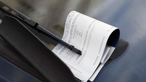 Pas moins de 7 millions de contraventions sont délivrées chaque année. (Marmara/Le Figaro)