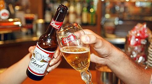 Les 200 marques d'InBev (Beck's, Stella Artois, Hoegaarden, Leffe, Brahma, Jupiler…), ajoutées à la centaine d'autres que possède Anheuser-Busch (Budweiser, Bud Light, Michelob…) donneront naissance à un colosse impressionnant, de loin numéro un avec 26% du marché mondial en volume.