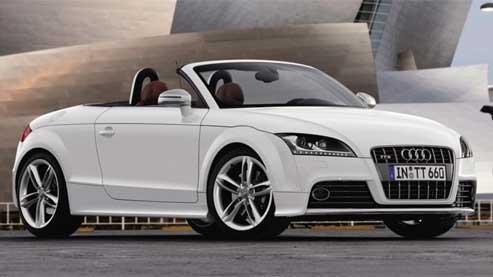 Audi TTS, comme «Très Très Sport»