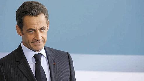 Nicolas Sarkozy (Photo Sébastien Soriano).