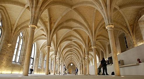 Art, rencontres, débats et formation sont les piliers du collège des Bernardins.