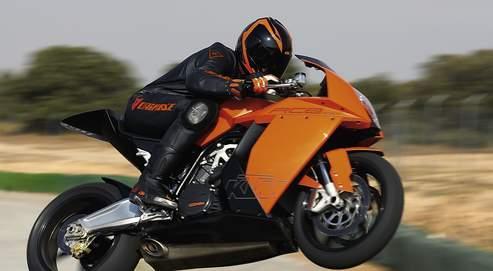 Ktm rc8 une sportive hors normes - Machine a orange pressee ...
