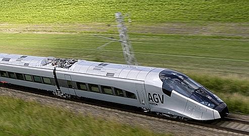 Air France et Veolia préparent un TGV Paris-Marseille