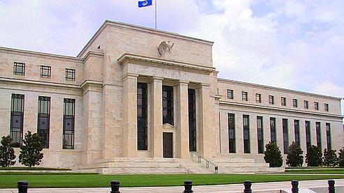 La Fed laisse ses taux inchangés